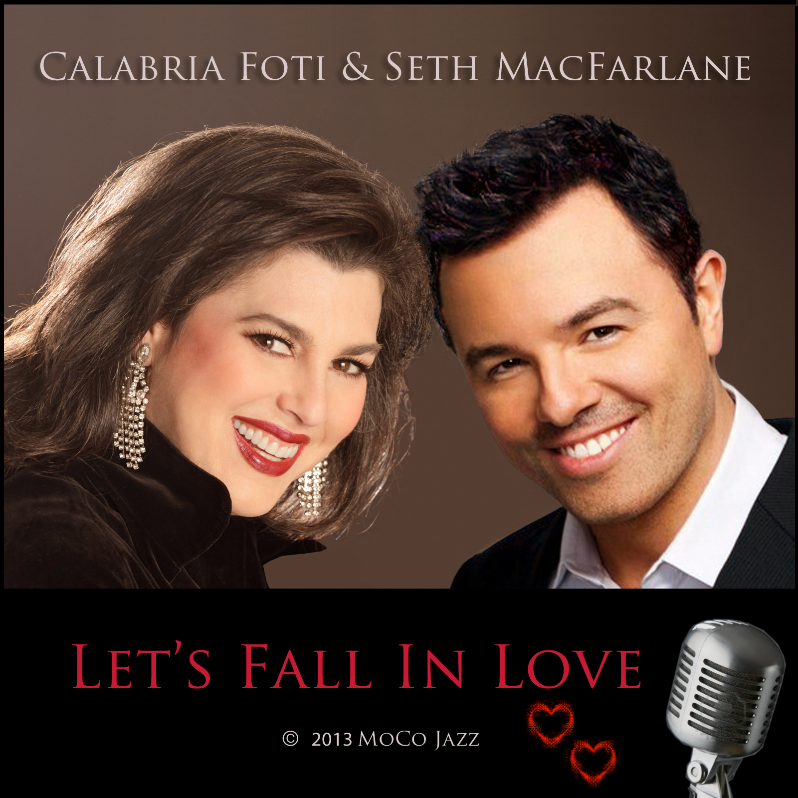 Calab and Seth CD Cover