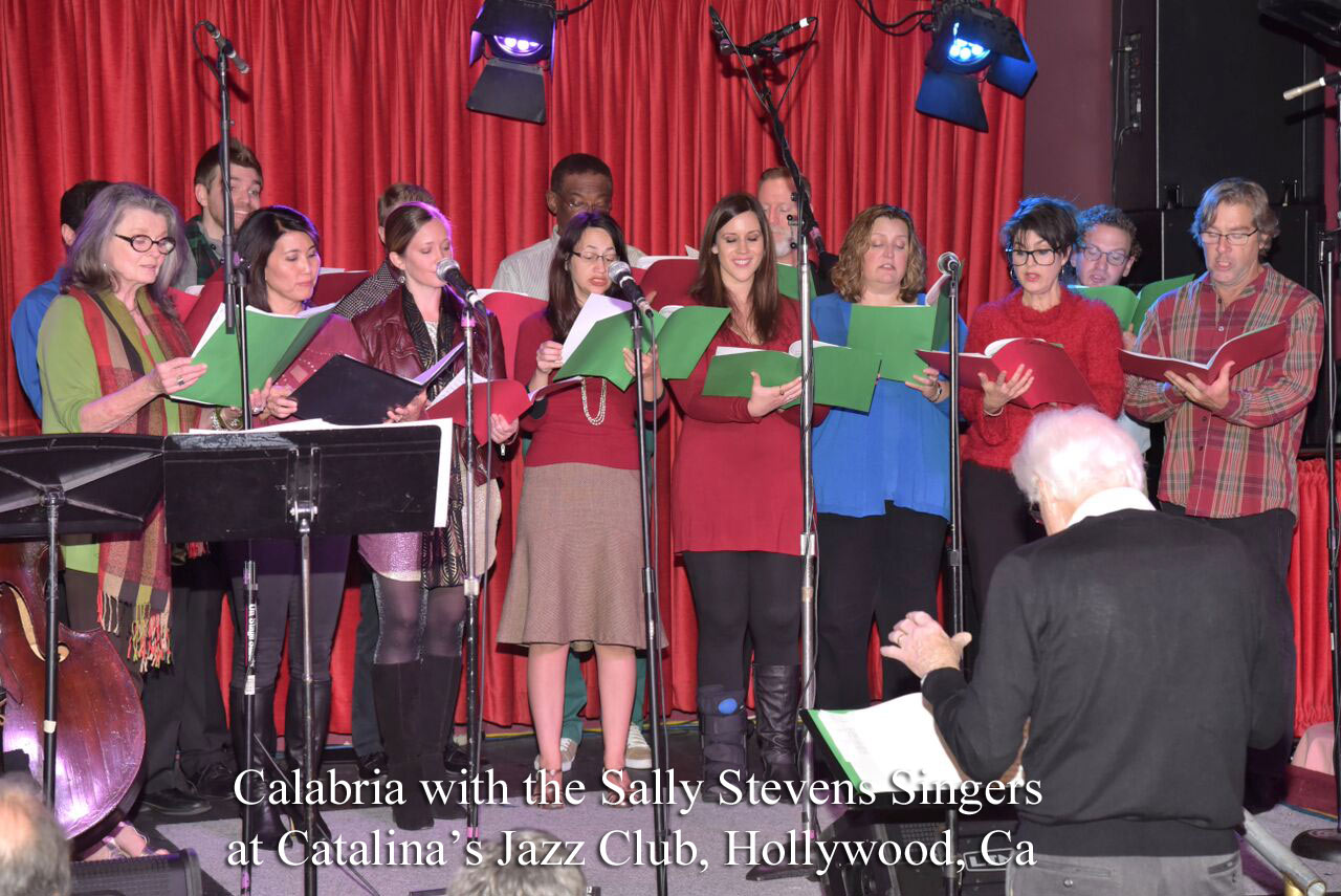 Performing with Session Singers