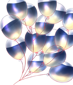 Teary Balloons