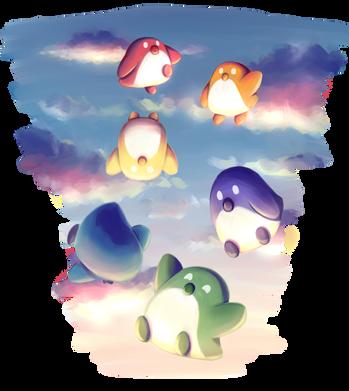 Sky Penguins