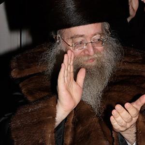 Vachnacht & Bris for the Rebbes Grandson