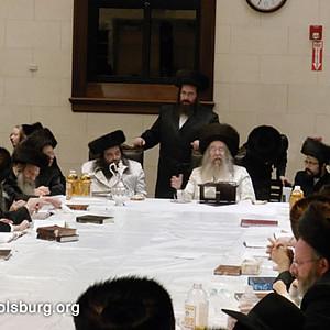 Motzei Simchas Torah of 2009