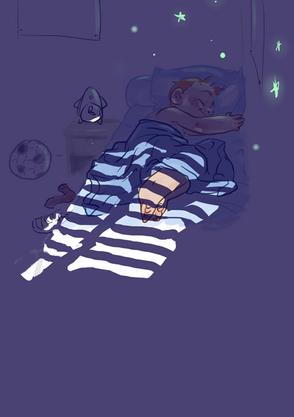 Sleeping Phillip