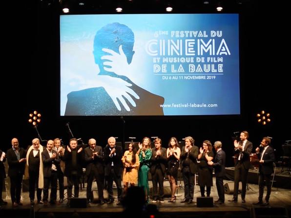 Festival Cinéma et Musique de Film de la Baule