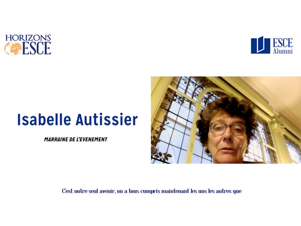 ESCE Alumnis_Isabelle Autissier