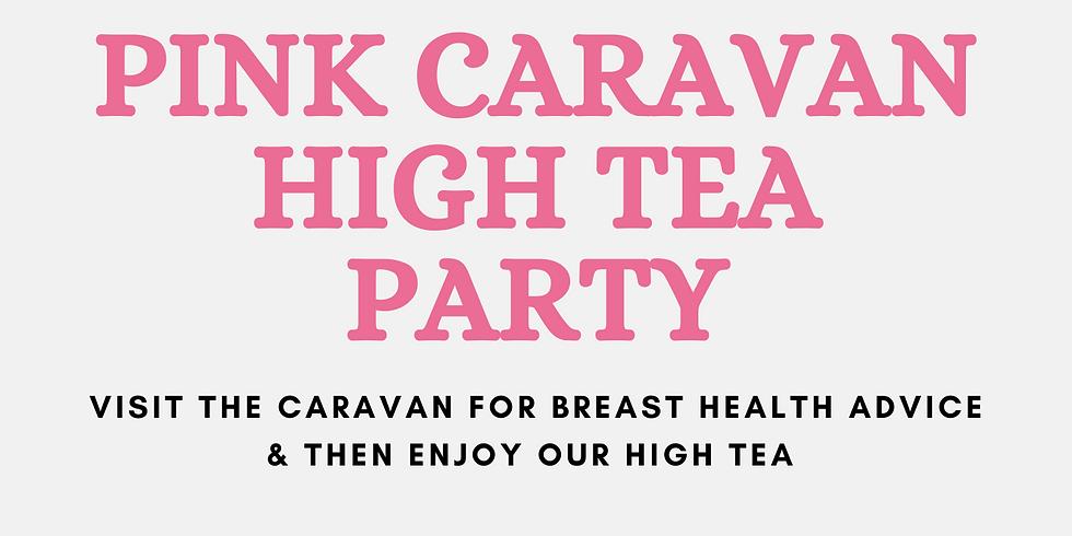 Pink Caravan High Tea