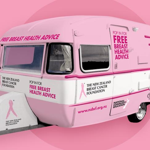 The Pink Caravan is coming to Murihiku!