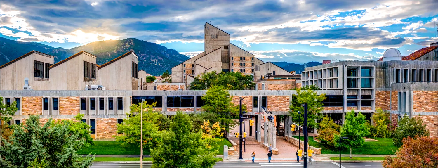 CU Boulder Engineering Center