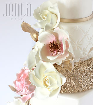 JENLA Cake | Wedding Cake Gallery