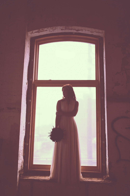 Dramatic Bridal Shoot