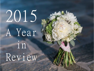2015: A Year in Review