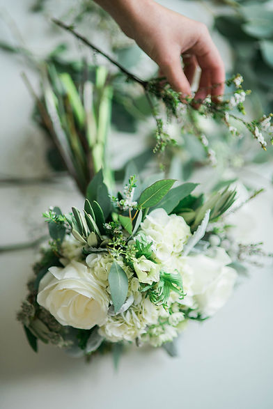 wedding flowers, bouquet