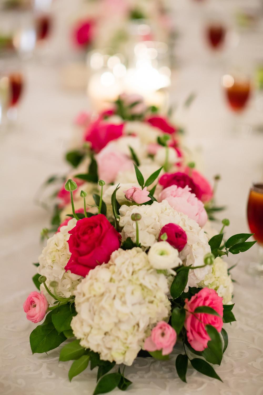 Floral Garland Details