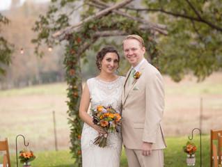 Favorite Fall Weddings