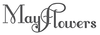 May Flowers logo, a Chattanooga wedding florist