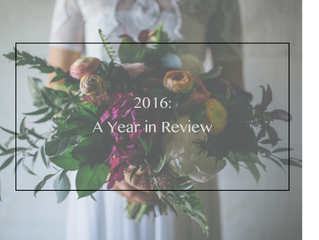 2016: A Year in Review