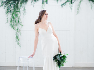 Minimalist-Inspired Styled Shoot