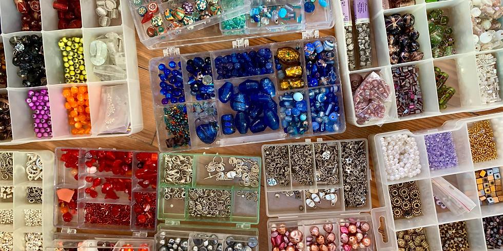 AUGUST 31: ABCs of Jewelry Workshop - Necklaces/Bracelets