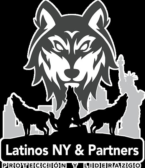 Logo Latinos NY & Partners