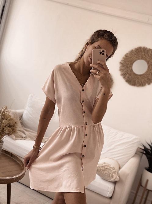Lilly Dress / Pink