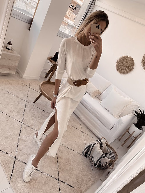 Consuelo Dress / Off White