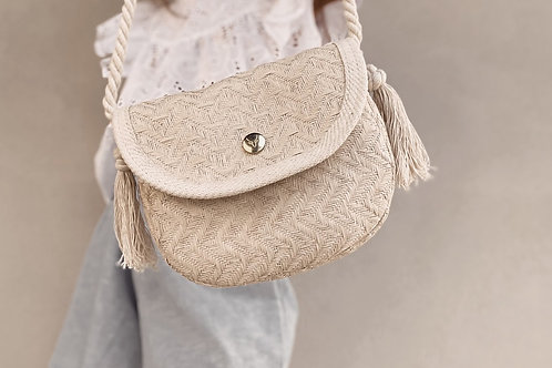 Nepal Bag / Natural PREVENTA disponible a partir del 07/11