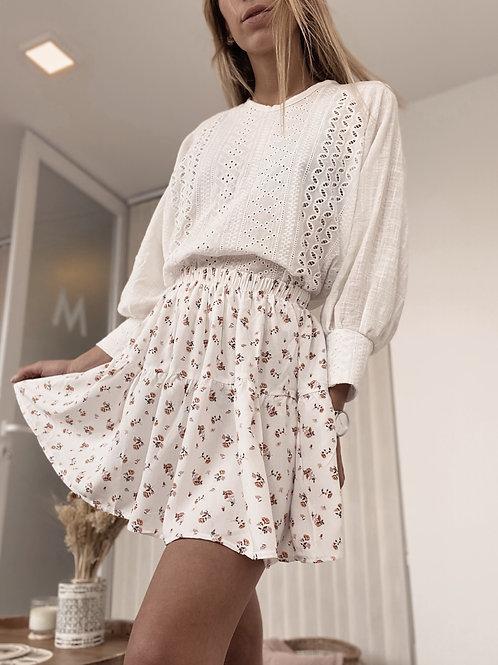 Kenia Skirt / Est. Off White
