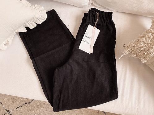 Toledo Pants / Black