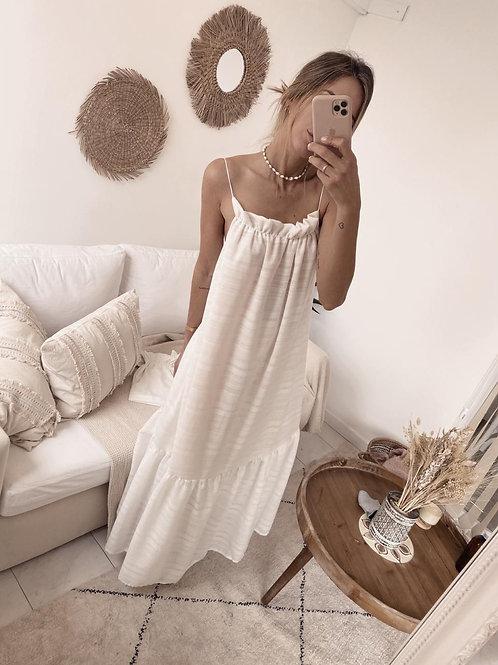 Paz Dress / Off White