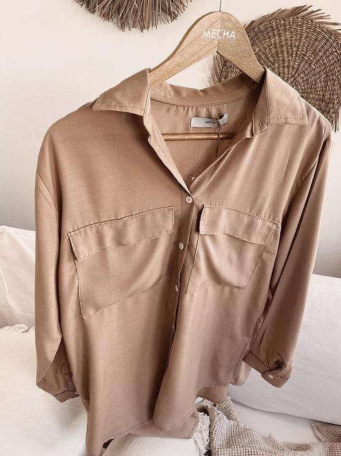 Camisa Granada / Tostado