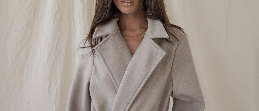 Elise Coat / Grey