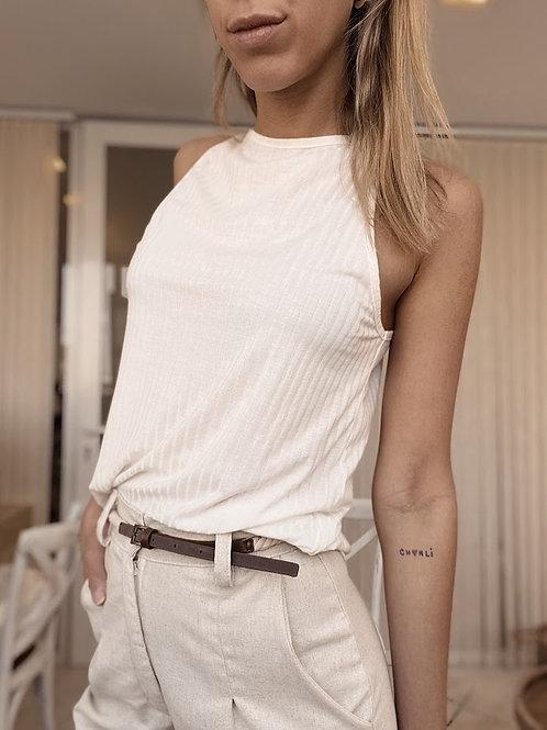 Waverly Shirt / Off White