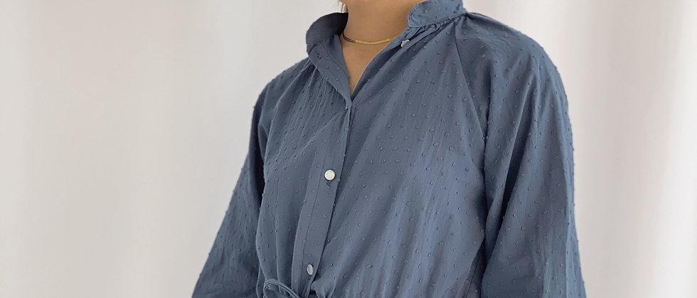 Camisa Poppins / Blue