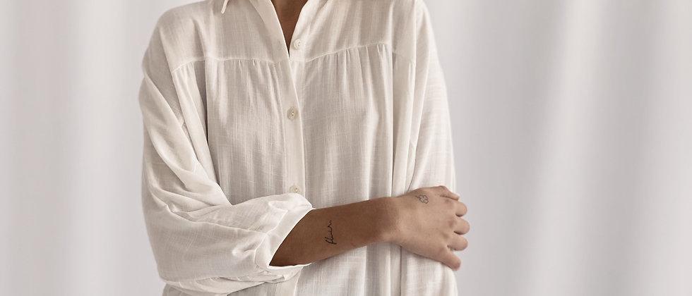 Camisa Positano / Off White