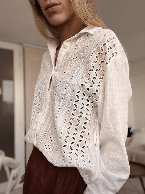 Camisa Concepción / Off White