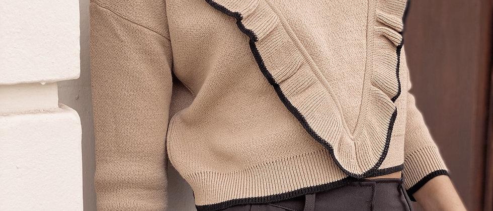 Sweater Grayson / Tostado