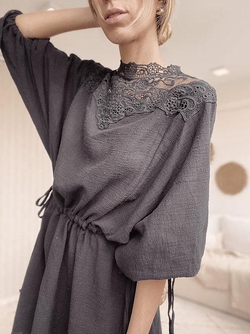 Vicenta Dress / Black