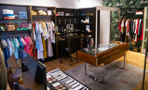 Boutique Smile Geneve back room
