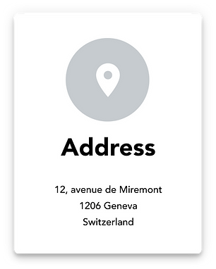Tradevcogen Tradin S.A. address is 12, avenue de Miremont 2016 Geneva Switzerland