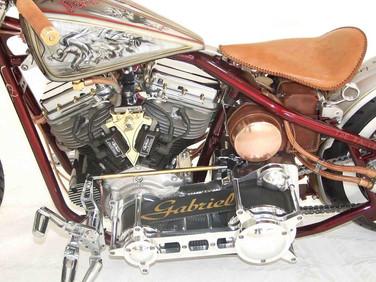 Derek Hess Themed Bike