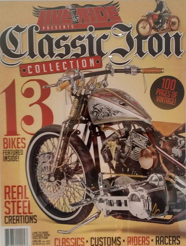 Classic Iron - Live To Ride