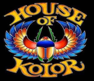 House of Kolor prestigious painter awards 2010 - Calander