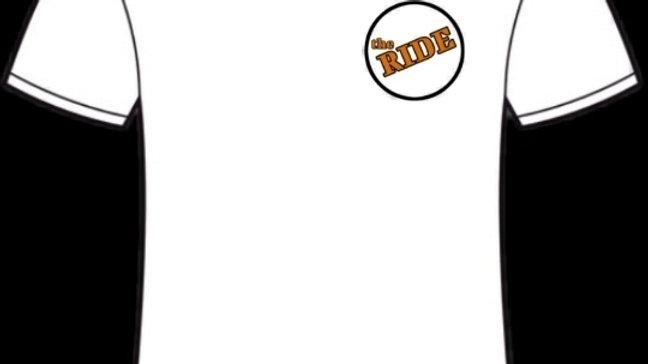 White Logo t. shirt