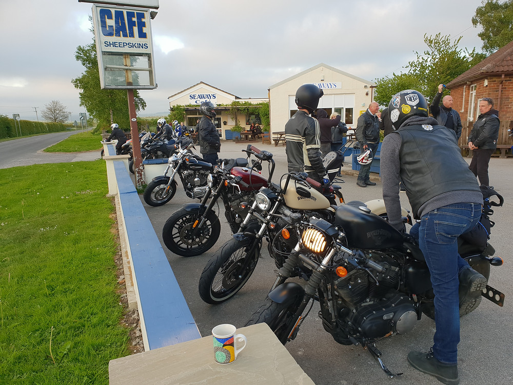 Click photo for a link to Yorkshire Sportster Sickness