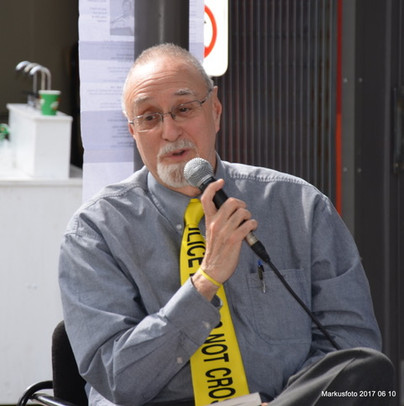 Panelist, Prose in the Park, Ottawa