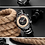 Thumbnail: Men's Naviforce Sports Watch - Black and Caramel