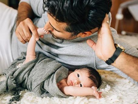 5 Dicas para os homens que acabaram de ser pais:  (aquilo que as mulheres gostavam que soubessem):