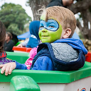 Bubble mania at the Mini-Mos Fair