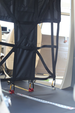 Cessna 170 Custom Interior