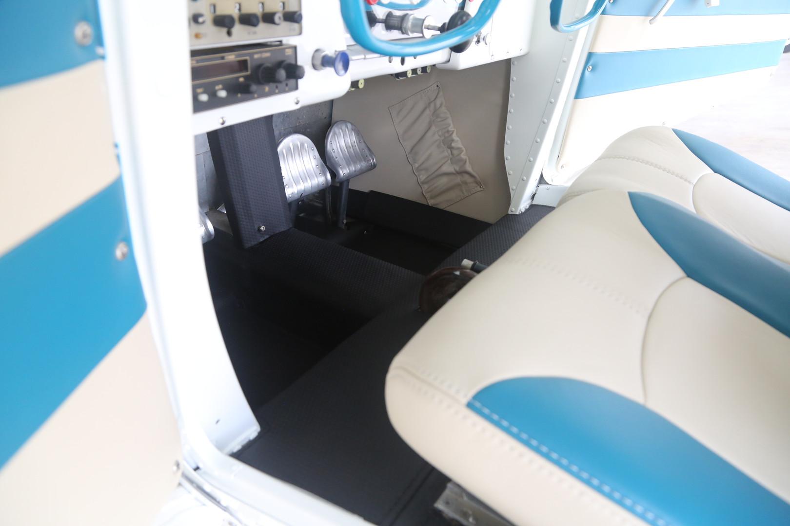 Cessna 140 Custom Interior